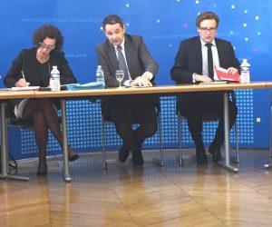 Lancement de l'agenda social de l'ESR