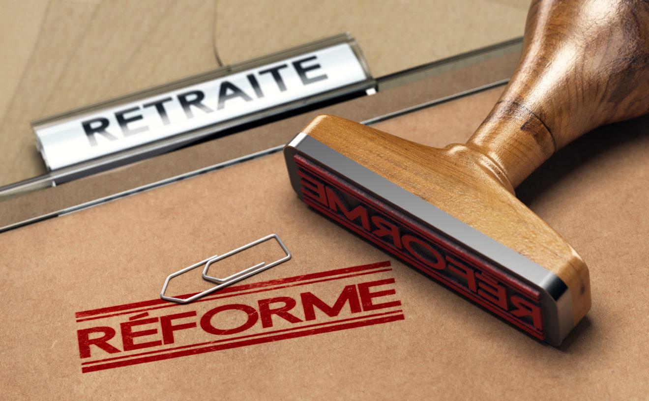 Motion d'orientation spéciale « réforme des retraites » Congrès de Paris, les 16 – 18 janvier 2020