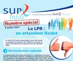 La LPR : en attendant Godot